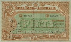 Museum of Australian Currency Notes: Gold and the Age of the Bank Note Empire Design, Royal Bank, Image Shows, Discovery, Melbourne, Vintage World Maps, Museum, Notes, Australia