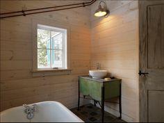 panelled bath, Joan Heaton arch, Remodelista