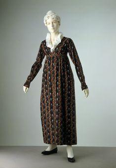 Dress 1810 The Victoria & Albert Museum