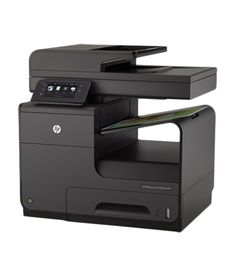 HP Officejet Pro X576dw Multifunction Printer CN598A.  The HP Officejet Pro X576dw includes the company's first page-wide array print head that increases print speeds and improves overall output quality, while the network-ready printer also gives users the ability to print from the cloud and install a suite of customized apps for use with the onboard 4.3-inch color touch-screen display.
