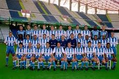 Deportivo de la Coruña, campeón liga 1999/00.