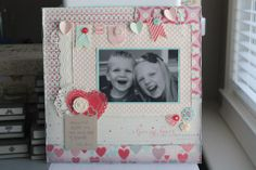 I found this on Stampin' Up Facebook page!  I will be making this page!