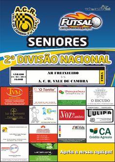 Futsal: AR Freixieiro vs ACR Vale de Cambra > 24 Mai 2014,16h00 #futsal