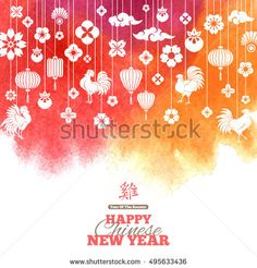 Image result for Chinese new year design