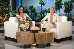 America's first lady Michelle Obama tells what she'll miss most about the White House