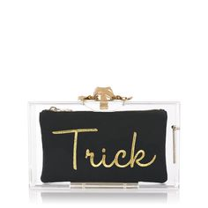 Pin for Later: Charlotte Olympia Just Gave Us the Ultimate Halloween Treat Charlotte Olympia Trick or Treat Pandora Charlotte Olympia Trick or Treat Pandora ($1,295)