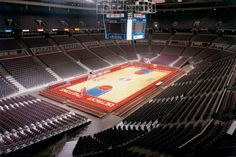 The Palace of Auburn Hills, Detroit Also saw Bill Cosby perform here live.