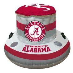 Northwest Alabama Crimson Tide Beach Inflatable Cooler