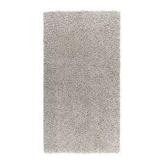 ALHEDE Matta, lång lugg, off-white 80x150 cm off-white