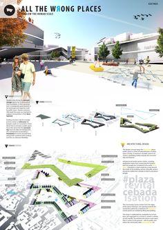 Urban Integration Award | Architecture competition Cebada Community Centre by Jan Baumgartner & Marcel Füchtencordsjürgen | Layout 01