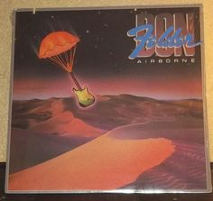Don Felder Airborne Sealed Vinyl Rock Record Album by RASVINYL