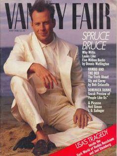 04-05-1988 Bruce Willis. Edición USA