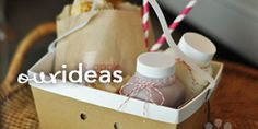 love this website!  great ideas for packaging gifts