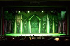 wizard of oz set design ideas | Sets In Motion: Wizard of Oz