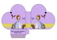 Kit para impressão Princesa Sofia Disney, sofia the first blank invitations, moldes para imprimir princesa sofia, Sofia princess,