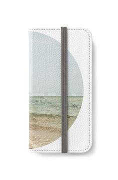 BeachScape by ARTbyJWP on redbubble #phonewallet #iphonewallet #phonecase #phonecover #phoneaccessories #techaccessories