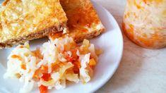 kalerábová čalmáda Cornbread, Ethnic Recipes, Food, Millet Bread, Essen, Meals, Yemek, Corn Bread, Eten