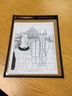 Fast Times of a Middle School Math Teacher: Scale Up Picture Class Project