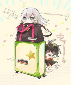 Cool Anime Guys, Anime Music, Ensemble Stars, Touken Ranbu, Anime Chibi, My Children, Dumb And Dumber, Boy Bands, Pikachu