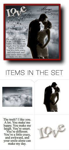"""""""~ Love Story ~"""" by sarahguo ❤ liked on Polyvore featuring art"""