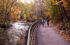 erie towpath fall - Google Search