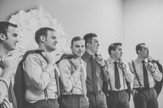 The groom and all his men - Wedding photo by Studio78