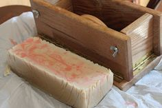 My favorite goat milk soap recipe