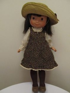 My Friend Jenny   the last doll that I ever received as a gift from my momma