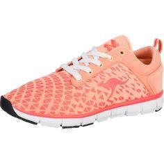 #KangaROOS #Damen #K-Blue #Run #Sneakers #orange - Diese KangaROOS K-Blue Run Sneakers bestechen durch ihr federleichtes Gewicht. Der…