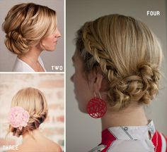 12 Perfect Chignon Hairstyles