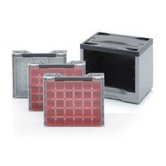 Box na nářadí Regál 40x30x34 (sortiment boxy) Box, Snare Drum