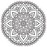 Mandala. Round Ornament - Download From Over 54 Million High Quality Stock Photos, Images, Vectors. Sign up for FREE today. Image: 46274660
