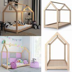 ARTIKELMERKMALE Wenn Sie das Zimmer Ihres Kindes individuell einrichten möchten, wird dieses Bettenhaus perfekt zu Ihnen und Ihrem Kind passen. Bei diesem Kindermöbel ist besonders hervorzuheben, dass die verwendeten Holzlatten zu 100% aus Erle-Massivholz
