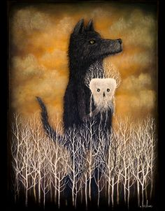 """Call Forth the Seed of Winter"" by Andy Kehoe"