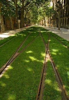 Tramvía de Barcelona