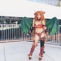 Meisha Mock Cosplay