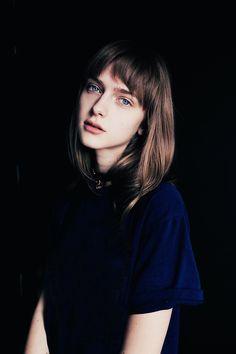 Portrait Photography of Gracie van Gastel