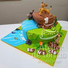 Torta de Rey Leon