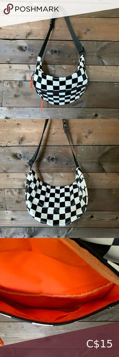Urban Outfitters checkered Fanny/crossbody bag Urban Outfitters checkered Fanny/crossbody bag In like new condition Unisex Urban Outfitters Bags Crossbody Bags Fringe Crossbody Bag, Leather Crossbody, Crossbody Bags, Urban Outfitters Purses, Nude Bags, Crossover Bags, Black Purses, Cross Body Handbags, Purses And Handbags