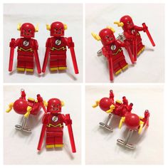 LEGO Cufflinks - Mens Cufflinks - Groom Cufflinks - Groomsmen Gift -  Lego® The FLASH Cufflinks - Lego® Minifigure Cufflinks - WEDDING Gift on Etsy, $20.00