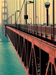 Golden Gate Bridge~  San Francisco, California, USA www.hipmunk.com