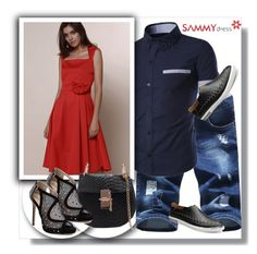 """sammy dress"" by sabine-rose ❤ liked on Polyvore featuring sammydress and polyvoremarketing"