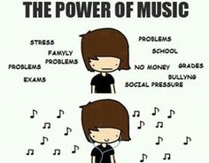 Power of music ♥