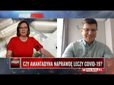 CZY AMANTADYNA NAPRAWDĘ LECZY COVID-19? - YouTube Tv, Youtube, Television Set, Youtubers, Youtube Movies, Television