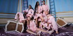 Rihanna Fenty Puma Spring 2017 shoes campaign