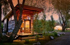 Tiny Home image via Wheelhaus, a micro-home community in Jackson Hole, WY Although only in the preliminary stages, the Telluride Town Council recently come closer to approving the temporary...