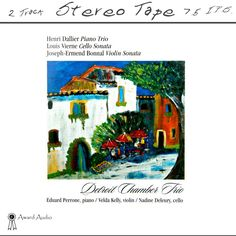 "New Chamber Music Recording on 1/4"" Tape!"