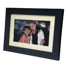 Smartparts SP92 8.5-inch Digital Picture Wood Frame with Beige Matting (Ebony) Review