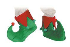 zapatos de elfos