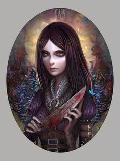 Alice: Madness Returns by mirukawa.deviantart.com on @deviantART